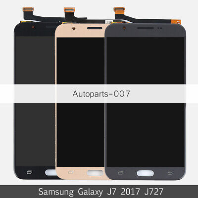 USA LCD Display Screen Touch Digitizer Assembly For Samsung Galaxy J7 2017 J727