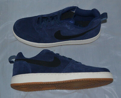 hot sale online b9fc0 50012 Nike Mens Court Borough Low Premium Basketball Shoes size 9 style 844881 -400