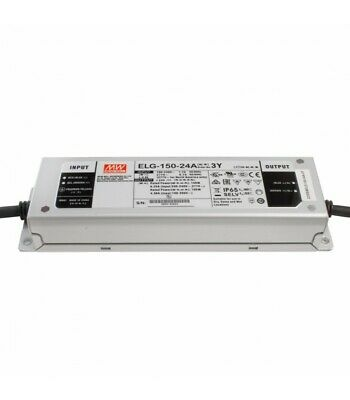 - Alimentation LED Type A - 150W -  24V - 6.25A 150W CC+CV IP65 Io/Vo Adj W/Pot