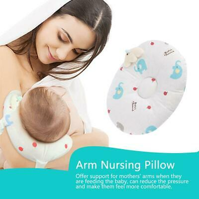 2019 Cotton Baby Arm Nursing Pillows Breastfeeding Infant Neck Cushion Washable