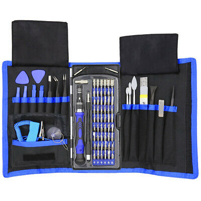 80 In 1 Precision Screwdriver Set With Magnetic Driver Kit Tool Sets With Bag