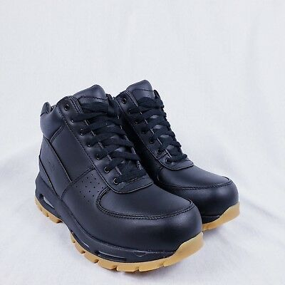 08b36bdfcb Nike Men's Air Max Goadome ACG Black Gum sz 8 [865031 017] Winter Boot