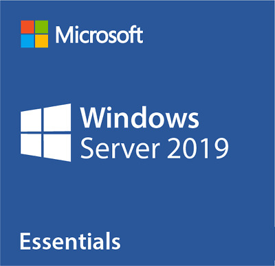 MICROSOFT WINDOWS SERVER 2019 ESSENTIALS 64BIT Full Version