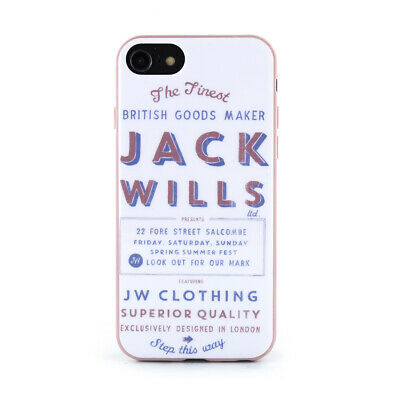 premium selection 84a10 7ad73 JACK WILLS FLINT Highly protective Hard Shell for iPhone 8 / 7 / 6 ...