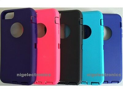 IPHONE 6 6S For OtterBox Defender Case Replacement Outer Rubber