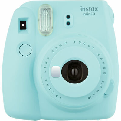 Fujifilm instax mini 9 Instant Film Camera (Ice Blue) PX
