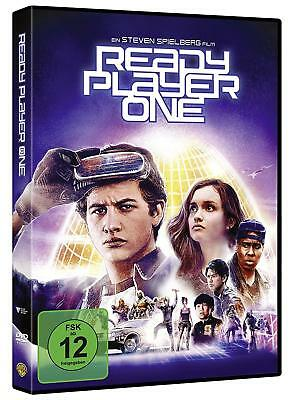 Ready Player One - Steven Spielberg - Dvd - Neu&ovp
