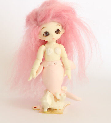 Fairyland BJD pukipuki Flora mermaid body fullset Loreley