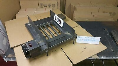R20ds Raw Double Sided Fireplace Grate Heater Er Heat