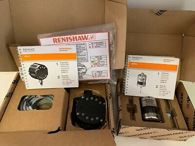 Brand New Renishaw RMP60 Kit + Renishaw RMI-Q Kit
