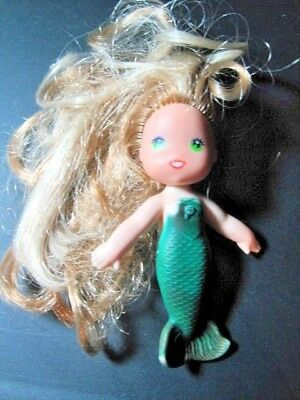 9c3403ea045e VINTAGE KENNER C.P.G. 1979 SEA WEES Mermaid Doll -  26.99