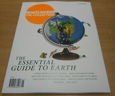 New Scientist magazine The Collection: The Essential Guide to Earth Our Planet