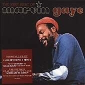 The Very Best Of Marvin Gaye: DEFINITIVE 2 CD SET;ALL OF HIS NO. 1 HITS; (4)