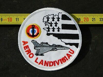 Aeronautique Navale - Base Landivisiau -   Marine Nationale -  Patch