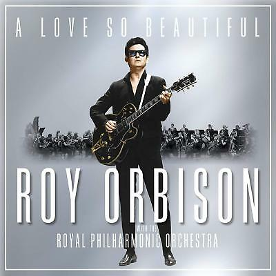 Roy Orbison -  A Love So Beautiful & The Royal Philharmonic Orchestra [ New Cd ]