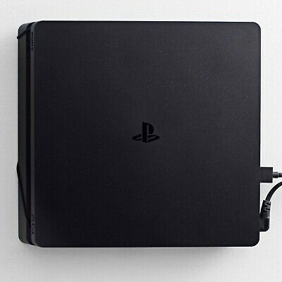 PlayStation 4 Slim Floating Grip Wall Mount Holder Stand For Sony PS4 Console