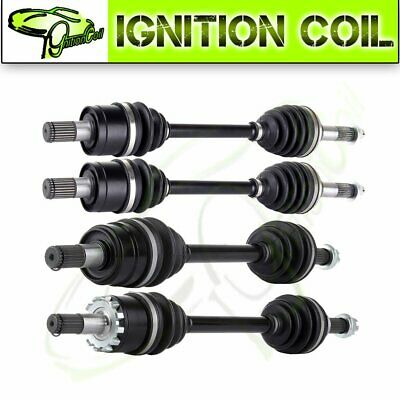 2 FRONT LEFT Right Constant Velocity CV axle for Kawasaki