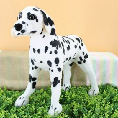 Large Dalmatian Standing Lifelike Stuffed Animal Dog Plush Toy 70 cm UK SELLER