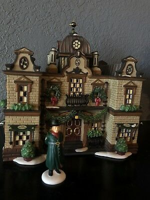 *BARGAIN!* Dept 56 Dickens Village The Slone Hotel (58494), ANNE RICE Collection