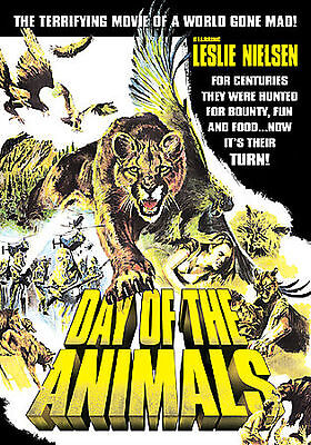 Day of the Animals (DVD, region 1)-Horror-Shriek Show