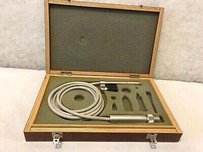Vintage measurement microphone Rft Gefell mv201