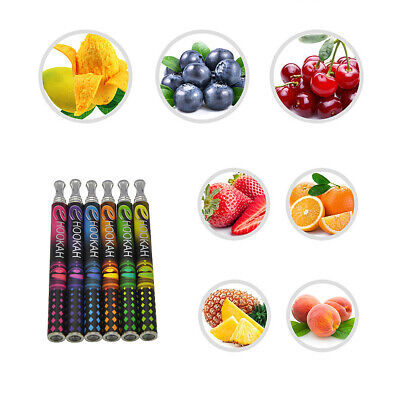 11 Flavours Portable Electronic E Pen Disposable Hookah 800 Puff Fantasia shisha