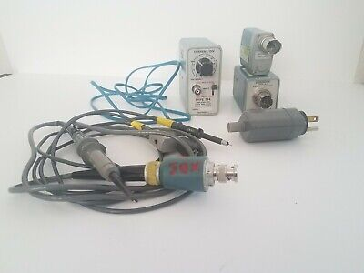 Tektronix Type 134 Probe Amplifier Kit S-1 Sampling Head USED