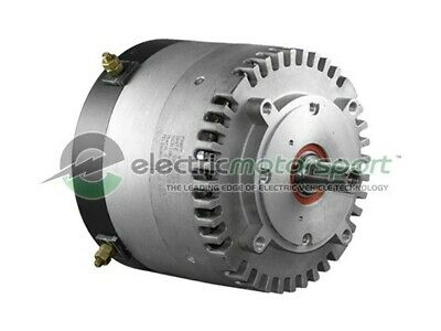 Motenergy ME1003 PM DC Electric Motor 12-72V 200A 11.5 KW Cont. 400A 23 KW Pk.