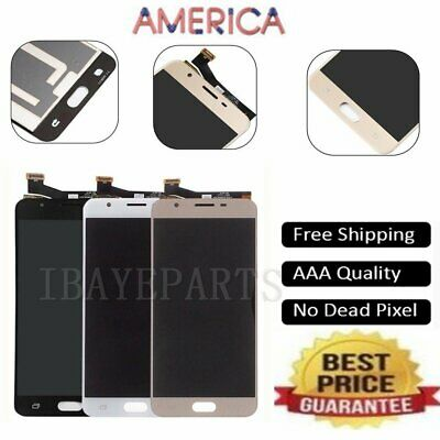 For Samsung Galaxy J7 Prime G610F G610M G610 LCD Screen Display Touch Digitizer