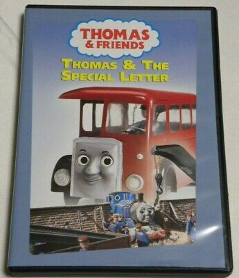 Thomas And Friends Thomas And The Special Letter  (Dvd, 2007) New