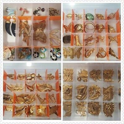 Brass Charms & Jewellery Making Kit - Valued at over $4,000!!!
