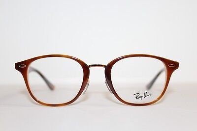 69577943bb New Authentic Ray-Ban Rb 5355 5677 Havana Brown Frames Eyeglasses 48 Mm  Rb5355
