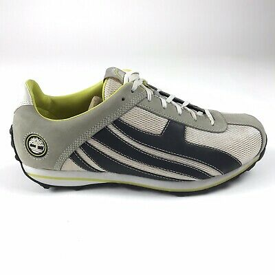TIMBERLAND MENS LEATHER Driving Shoes Size 11.5 M Belize Bay