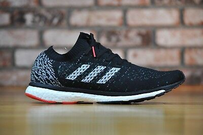online retailer c419e e4e5e Adidas Adizero Prime Boost LTD Running Shoes Black CP8922 Mens Size 10.5
