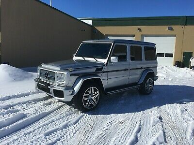 2002 Mercedes-Benz G-Class  2002 Mercedes-Benz G500 - 42k Miles , G63 Front End , Custom Alcantara Interior