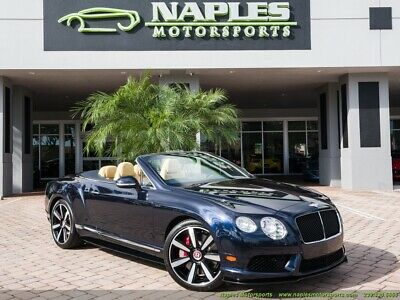 2015 Bentley Continental GT GTC V8 S Convertible 2015 Bentley Continental GT GTC V8 S Convertible Automatic 2-Door Convertible