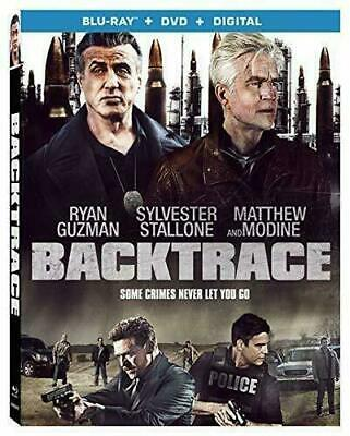 NEW - BACKTRACE  BLU-RAY + DVD + DIGITAL with slipcover