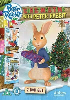 PETER RABBIT - CHRISTMAS TIME WITH PETER [DVD][Region 2]