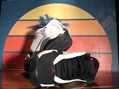 finest selection 40759 290fc Nike Air Jordan 14 Retro BG GS   Black Toe   (654963-