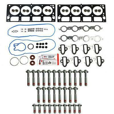 MLS Head Gasket Set w/Bolt Kit for 04-07 GM 6.0L 364  Cadillac Chevy GMC Hummer