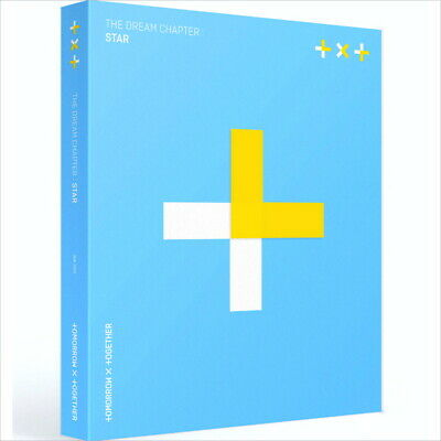 Tomorrow X Together TXT - The Dream Chapter : Star (1st Mini Album) CD Sealed