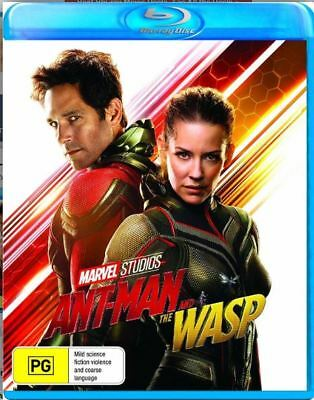 Ant-Man And The Wasp (Blu-ray, 2018)BRAND NEW & SEALED