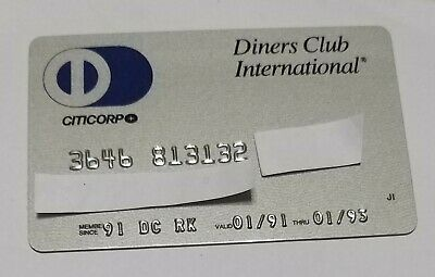 credit card korea diners club expired card