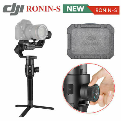 DJI Ronin-S Superior Gimbal Stabilizer 3.6KG Payload Accessory (essentials kit)