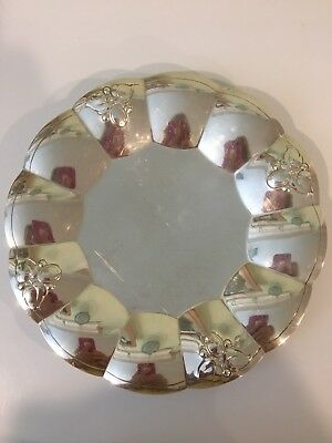 Vintage Tiffany & Co Sterling Silver Tray/Dish Dates 1943-1945 WW2 Area ❤️