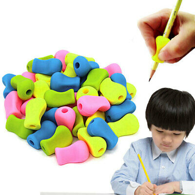 3x Children Pencil Holder Writing Hold Pen Grip Posture Correction Tool