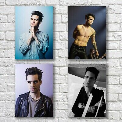 Brendon Urie Poster A4 NEW Set Panic! at the Disco Hot Sexy #2