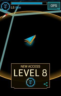Ingress L8 Resistance account works on Ingress Recacted and Prime + gifts
