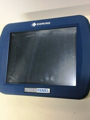 **NEW** Domino EPT006853 REV. 10 , Domino Touch Panel 55127