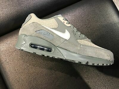 the best attitude 43f4d dfb78 Nike Air Max 90 Premium Sneakers Dark Stucco   Mushroom 537384-096 New in  Box